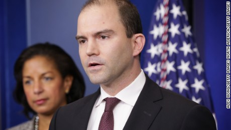 Obama aide: We've lost sleep over Syria