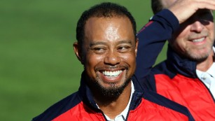 Tiger Woods: Glory and pain