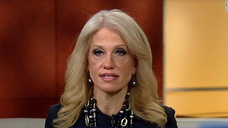 Conway: White House claim is 'breathtaking'