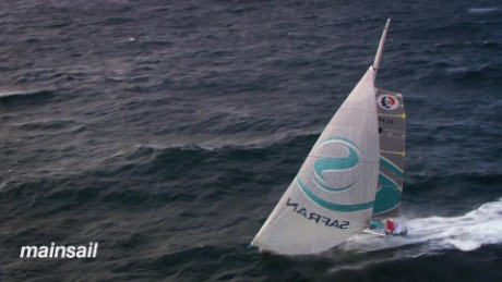 Foil tech brings new dimension to Vendee Globe