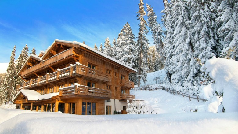 Owned by Richard Branson, a week in The Lodge, Verbier, (15-person staff included) could set you back a cool $100,000.