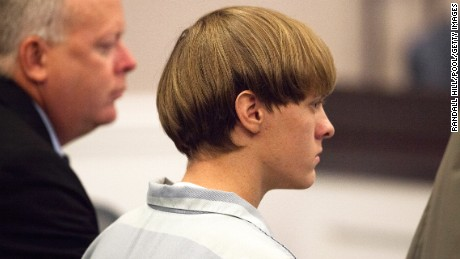 Transcript of Dylann Roof's opening statement
