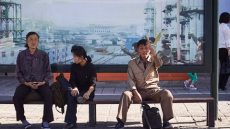 North Korea tourist photos, as seen by defectors.