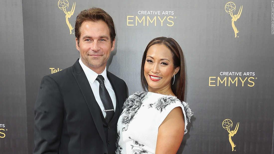 Carrie Ann Inaba Gets Engaged