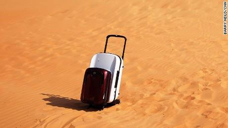 Bugaboo luggage