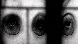 """""""Stare,"""" Roger Ballen"""