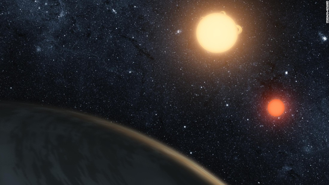 NASA Looks For Habitable 'Star Wars' Planet