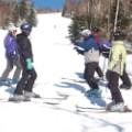 womens skiing okemo