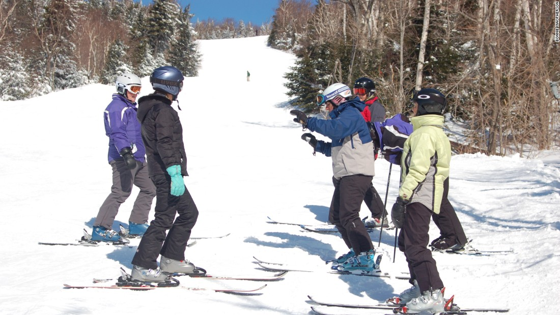 Vermont's Okemo started offering women-only instruction in 1987. Its Women's Alpine Adventures program features a range of two- to five-day camps.