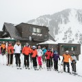 womens skiing alta lodge
