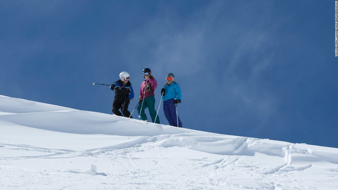 Women-only instruction is a growing trend in snowsports, and rare is the resort nowadays that doesn't offer camps or clinics for women.