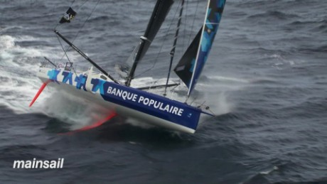 The most grueling sailing race in the world