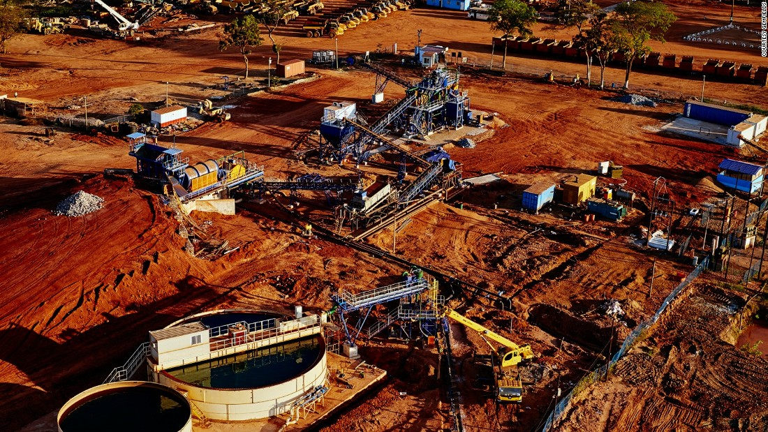 The company's two Mozambican mines began production in 2012, and is a joint venture between Gemfields and local partner Mwiriti Limitada, a private Mozambican company, who owns 25% of the business.