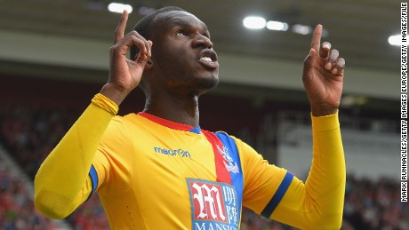 Christian Benteke has returned to form since joining Crystal Palace in August 2016.