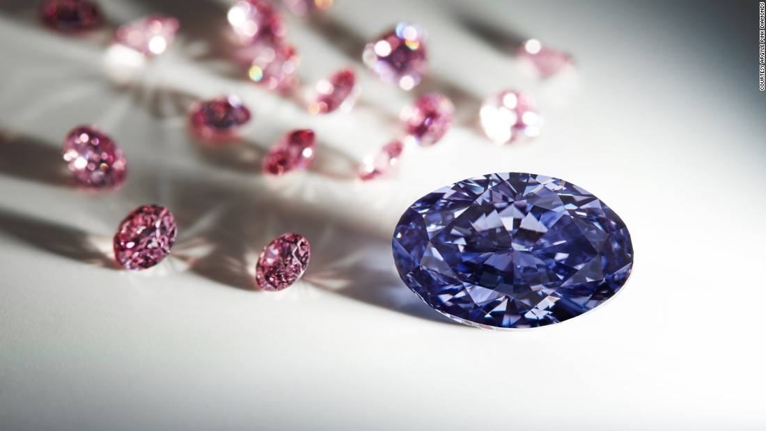 "<a href=""http://www.nhm.org/site/explore-exhibits/special-exhibits/diamonds#"" target=""_blank"">""Diamonds: Rare Brilliance,""</a> a new exhibition at the Natural History Museum of Los Angeles County, highlights four beautiful stones, including the Argyle Violet, owned by <a href=""http://www.ljwestdiamonds.com/"" target=""_blank"">L.J. West Diamonds Inc.</a> of New York."