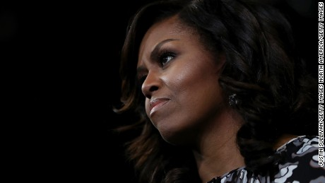 How Michelle Obama threw us a lifeline