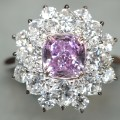 diamonds rare brilliance victorian orchid vivid purple
