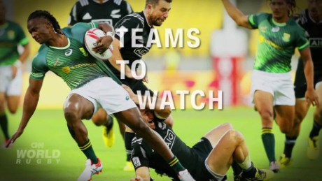 Ben Ryan's Sevens World Series guide