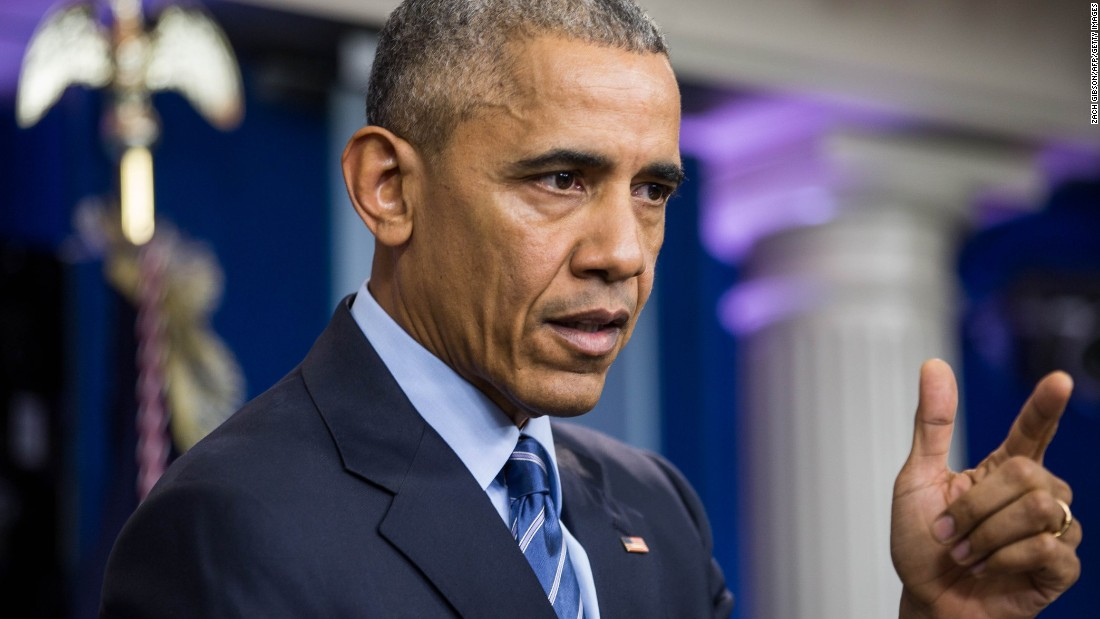 Obama meets press for final time as president