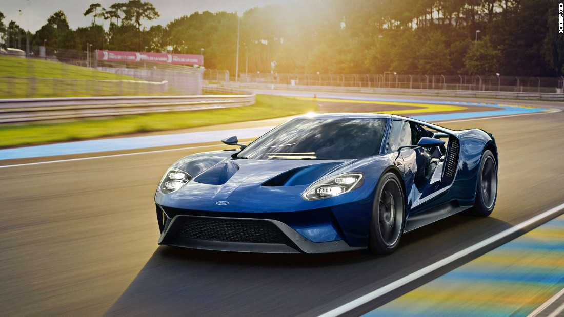 "The <a href=""https://www.ford.com/performance/gt/"" target=""_blank"">Ford GT</a> is the modern-day interpretation of the legendary Le Mans-winning Ford GT40. Now in its third generation, the new Ford GT is powered by a more eco-friendly V6 EcoBoost engine but, at 600hp, it should be no less exhilarating or capable of striking fear into the hearts of mere mortals."