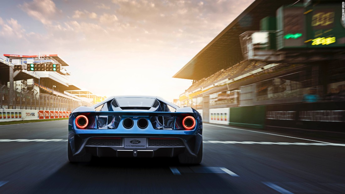 "Just <a href=""http://money.cnn.com/2016/04/13/luxury/ford-gt-supercar-application/"">500 people</a> will be able to buy the new Ford GT, making the carbon fiber supercar very rare and very desirable. If you miss out this time, another chance to buy one will present itself in 2018 -- just have a spare few hundred thousand pounds ready to go."