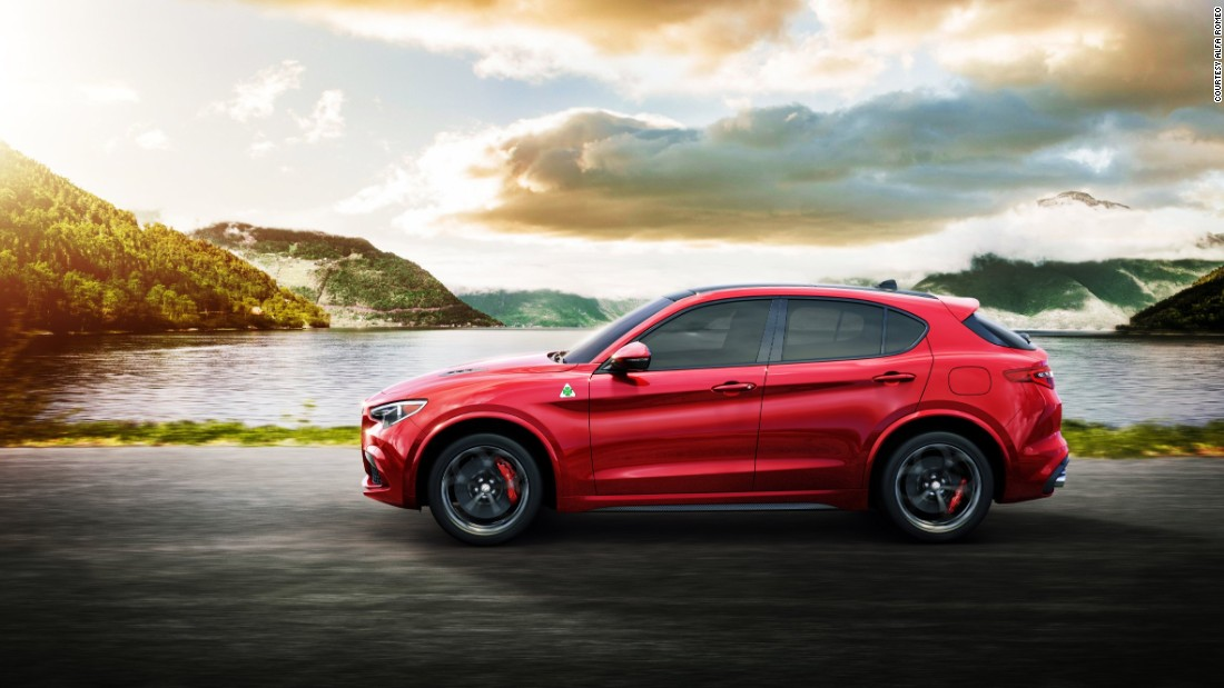 "There are plenty of fast SUVs out there, and even some luxury crossovers, but that does little to dampen our enthusiasm for the sportiest -- and undoubtedly the most expensive -- version of the Alfa Romeo Stelvio, the<a href=""https://www.alfaromeousa.com/cars/alfa-romeo-stelvio"" target=""_blank""> Quadrifoglio</a>."