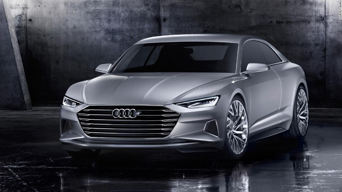 "As the most luxurious Audi and a rival to the Mercedes S-Class and BMW 7 Series, <a href=""https://www.audiusa.com/models/audi-a8l"" target=""_blank"">the A8</a> has a lot to live up to. But if the Prologue concept it is inspired by is anything to go by, it will come with looks to kill."