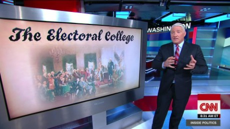 Abolishing the Electoral College Would Benefit Republcans ...
