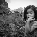 Tan Hoa Girl BW