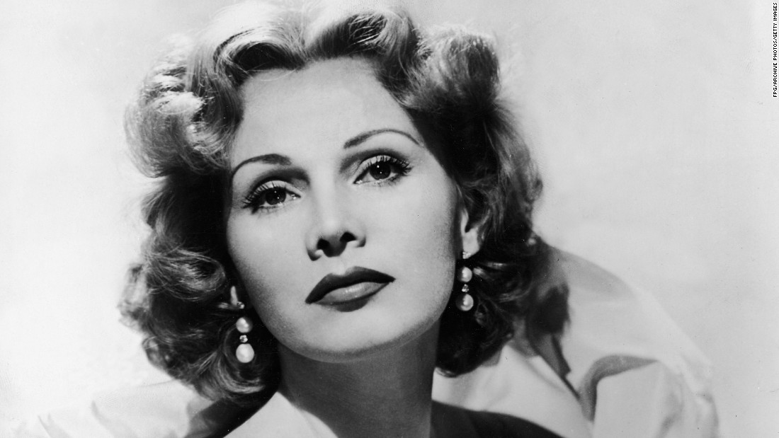 "<a href=""http://www.cnn.com/2016/12/18/entertainment/zsa-zsa-gabor-dies/index.html"" target=""_blank"">Zsa Zsa Gabor</a>, the Hungarian beauty whose many marriages, gossipy adventures and occasional legal scuffles kept her in tabloid headlines for decades, died December 18, said her former longtime publicist Ed Lozzi. She was 99."