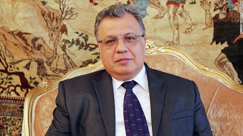 Russia: Karlov assassination is terrorist act