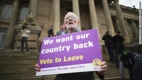 Brexit poll: Six months on, Brits stand by EU referendum decision