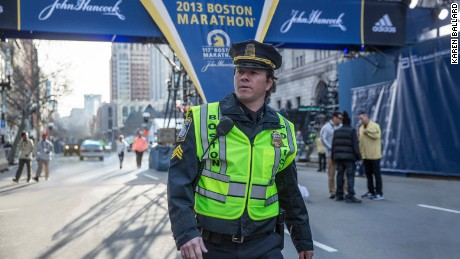 Mark Wahlberg stars in 'Patriots Day'