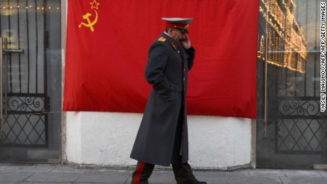 Russia will mark the 25th anniversary of the USSR's dissolution at the end of the year.
