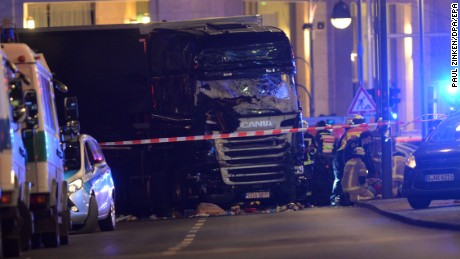 Germany mourns after attack in Berlin