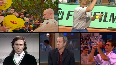 What are these five tennis legends up to now?