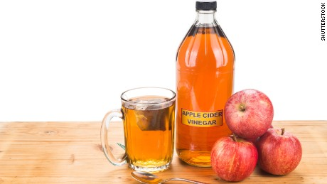 Apple cider vinegar helps blood sugar, body fat, studies say