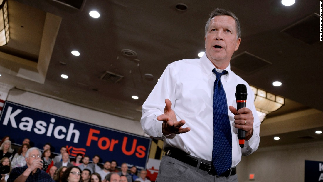 cnn.com - Eli Watkins - Kasich: Rooting for Trump to 'get it together'