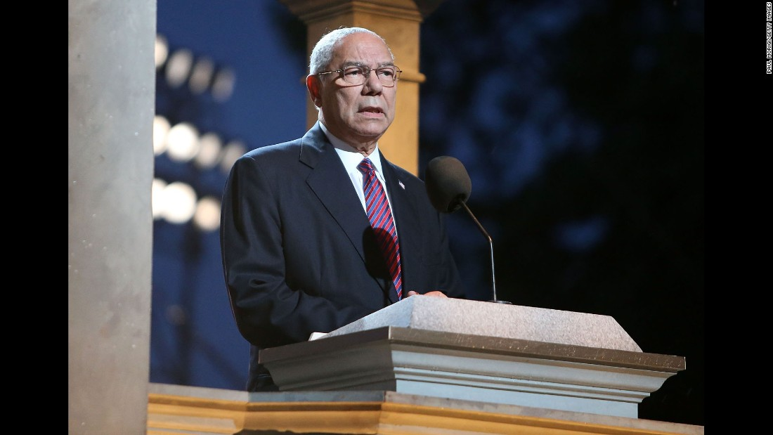 In Washington state, retired Gen. Colin Powell got three electoral votes that should have gone to Clinton.