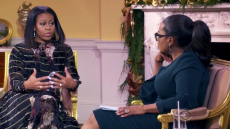 Michelle Obama: 'We're so afraid of each other'