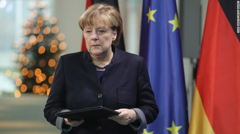 Rivals blame German policies for Berlin attack