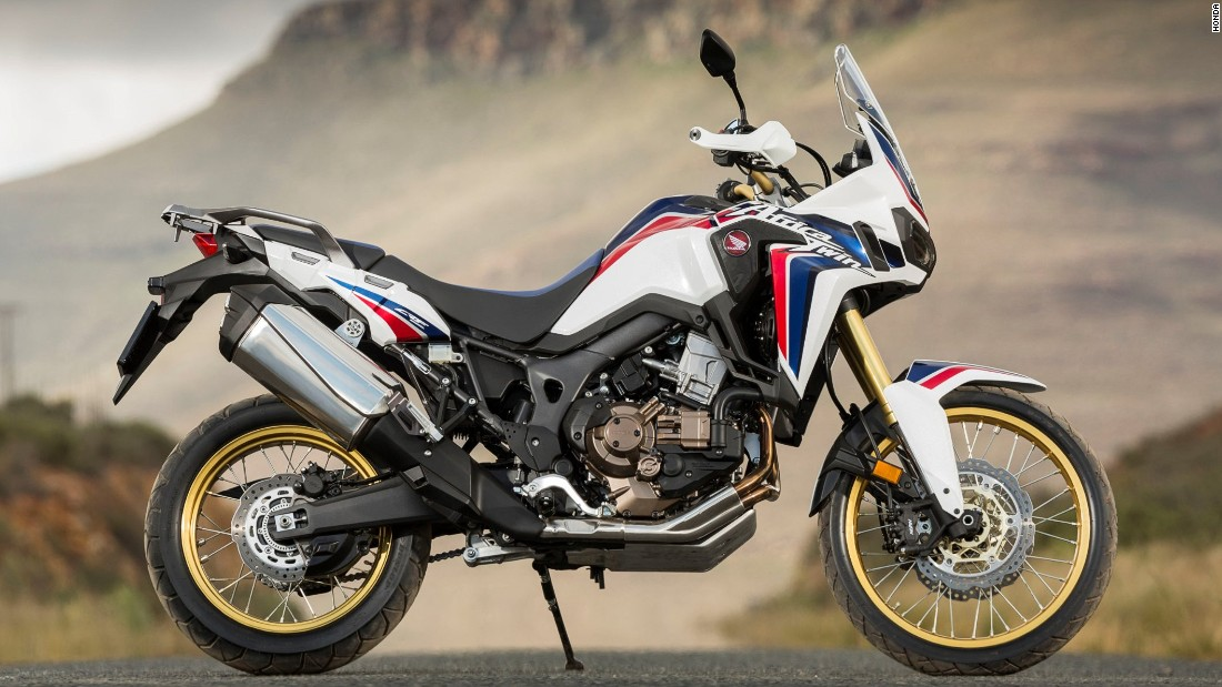 The first XRV650 Africa Twin was launched in 1988, inspired by the Dakar Rally-winning NXR750, and was responsible for revolutionizing the market for long-distance touring motorcycles.