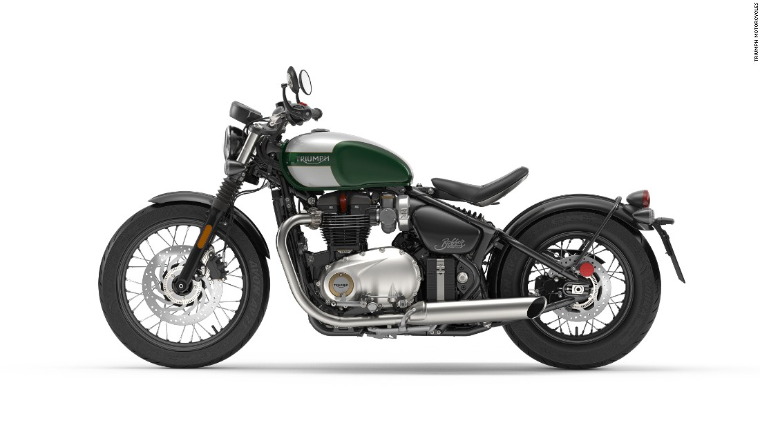 "The new <a href=""http://www.triumphmotorcycles.co.uk/motorcycles/classics/bonneville-bobber/2017/bonneville-bobber"" target=""_blank"">Bonneville Bobber</a> from Triumph takes the British brand's distinguished heritage for producing custom Bobbers as the starting point for a new interpretation of this classic racing-style motorcycle."