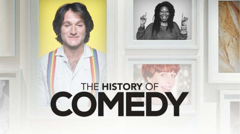 History of Comedy Trailer