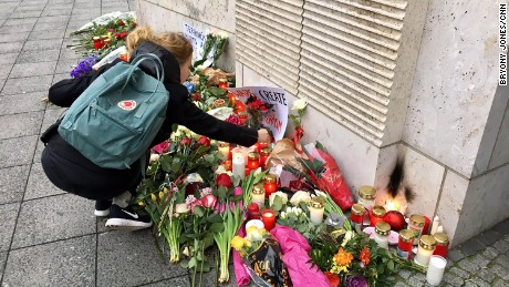 'Black day for history:' Berliners mourn victims of market attack