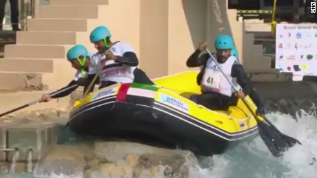 al ain rafting team4stuck