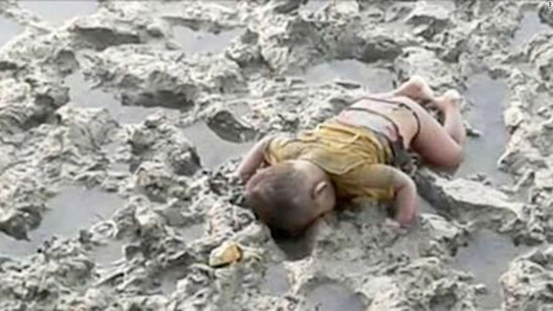 'The Rohingya Alan Kurdi': Will The World Take Notice Now?