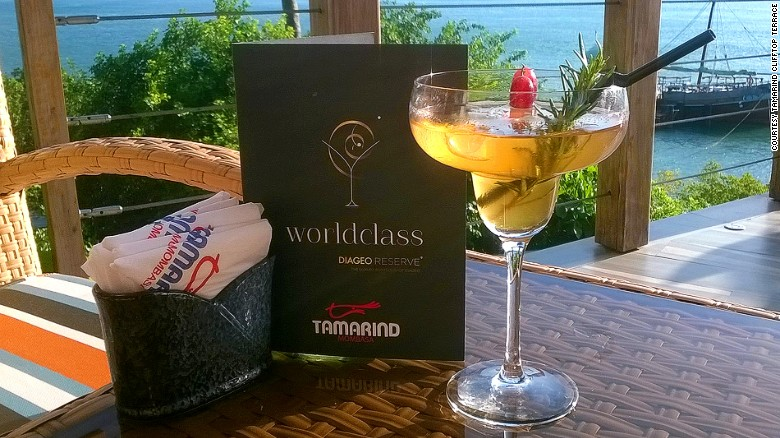 Whisky may be Tamarind's house specialty but its homegrown cocktails are unmissable.