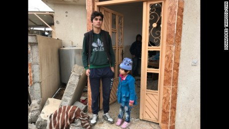 Risking death by staying home in Mosul
