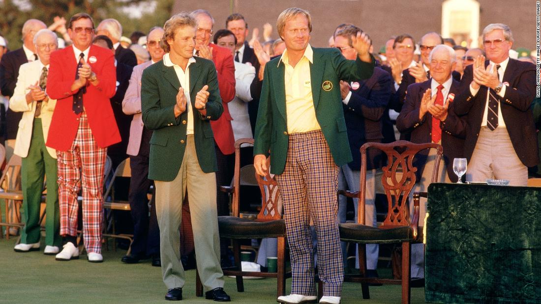 Nicklaus' back-nine charge sparked roars the like of which Augusta hasn't heard since and his homeward 30 gave him a sixth Green Jacket and 18th major title.